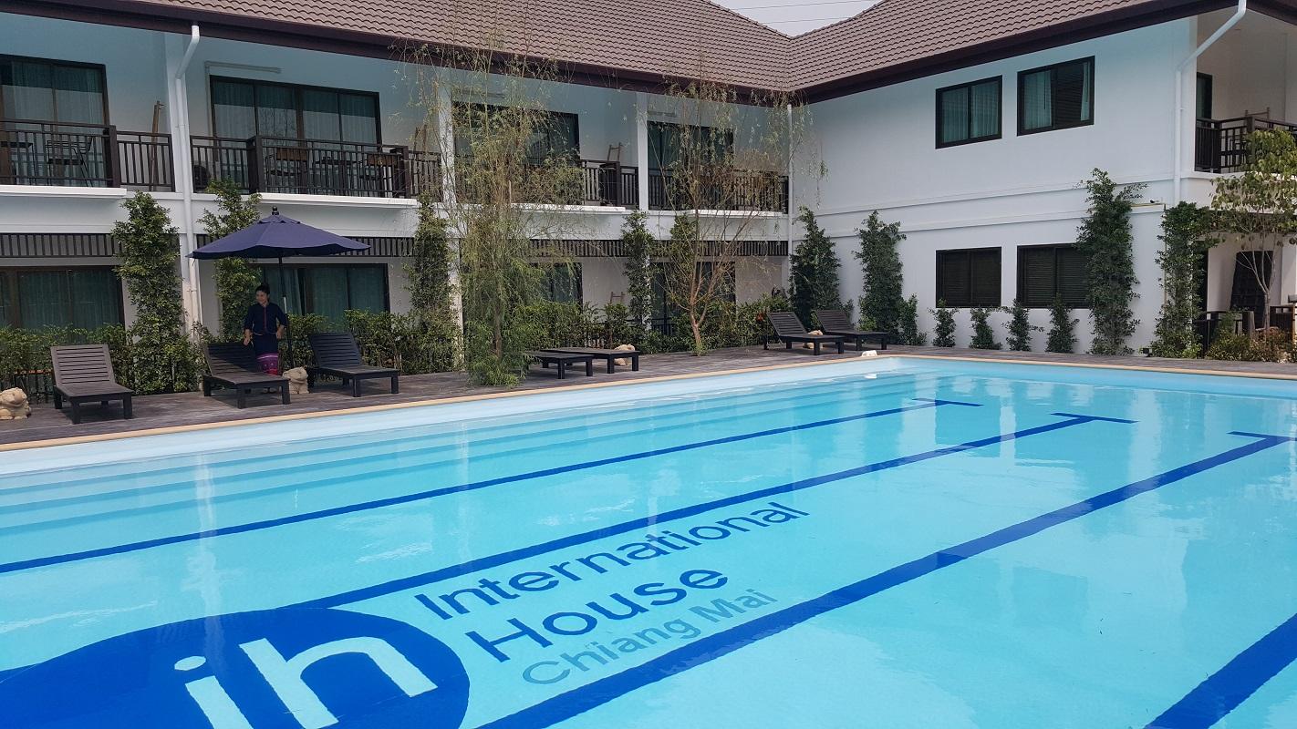 Study Holiday Accommodation Ih Chiang Mai Thailand