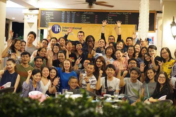 IH Chiang Mai Students